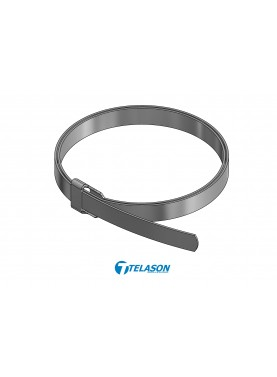 "1/4"" Standard Banding Strap / Termination Band / Coiled"